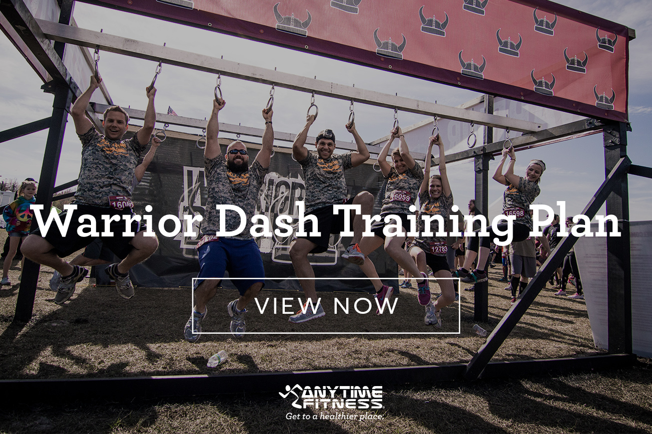 Warrior Dash Training Plan