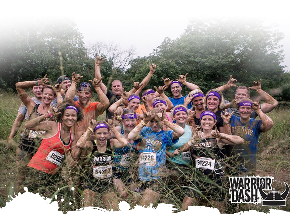 Warrior Dash Warriors