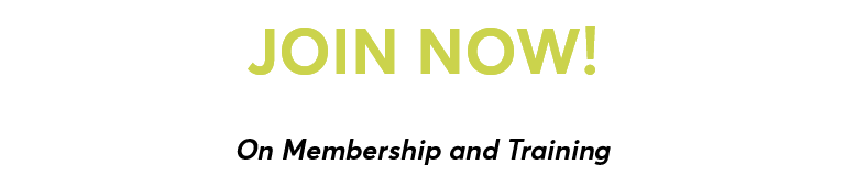 Join Now! Lock in the lowest rates ever on membership and training.