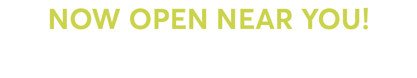 Now Open Near You! Join Now & Receive 2 weeks of team workouts