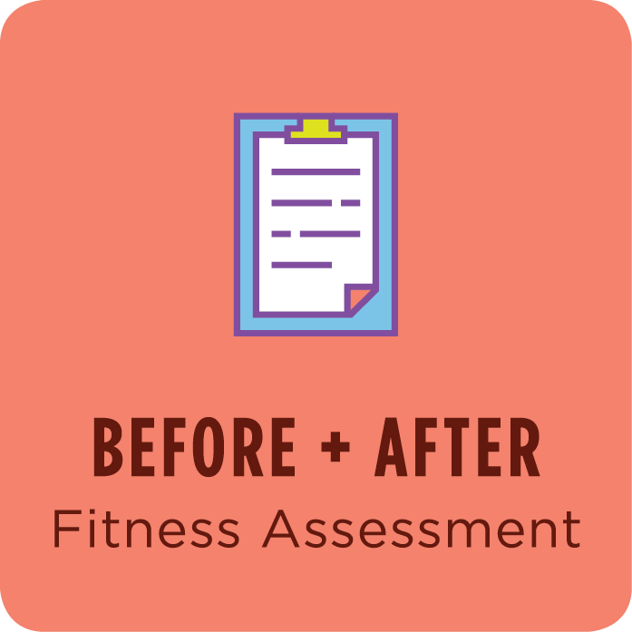 Before + After Fitness Assessment