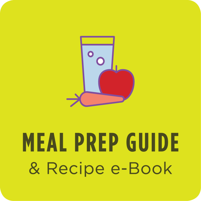 Meal Prep Guide & Recipe e-Book