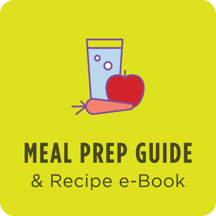 Meal Prep Guide & Recipe e-Book