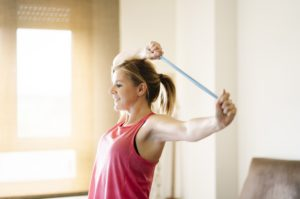 Resistance Band Strength Training Workout